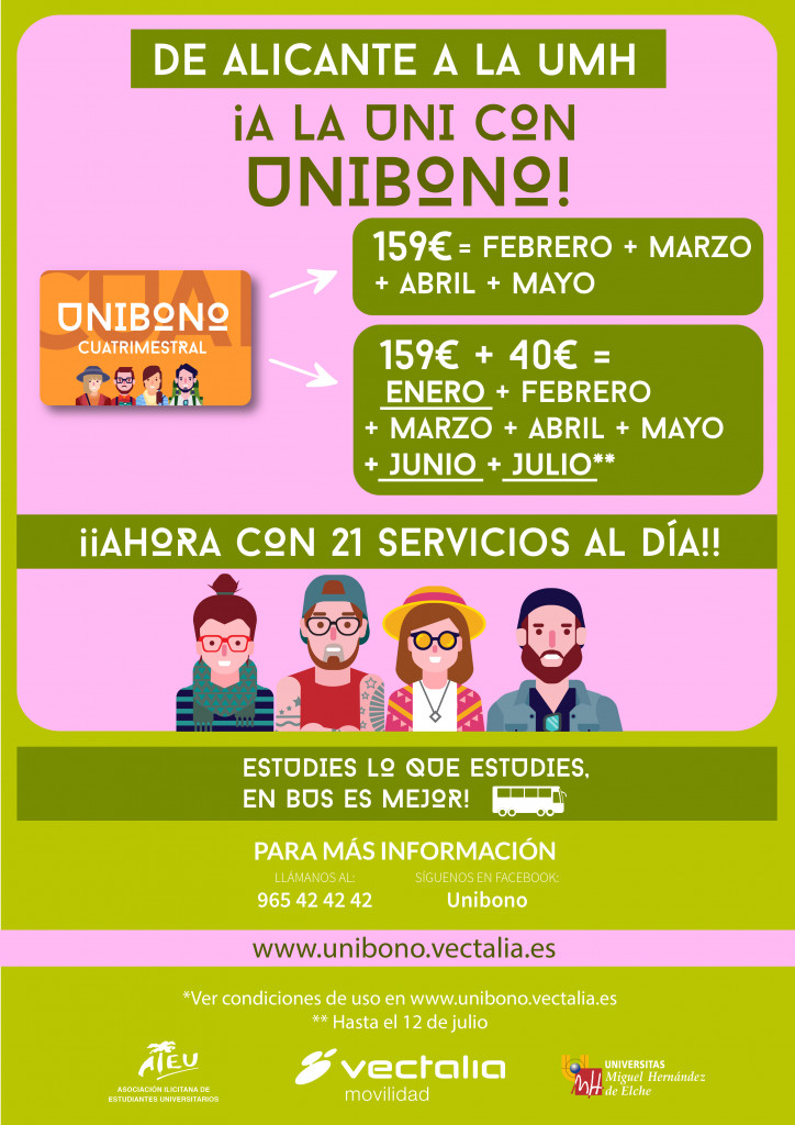 Unibono Alicante-UMH